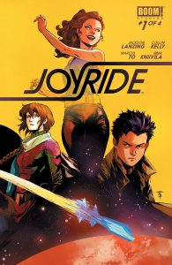 JOYRIDE #1 (OF 4)