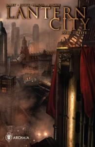 LANTERN CITY #12 (OF 12)