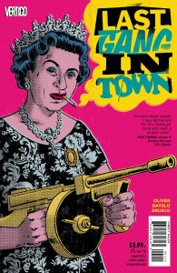 LAST GANG IN TOWN #5 (OF 6) (MR)