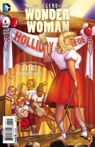 LEGEND OF WONDER WOMAN #4 (OF 9)