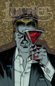 LUCIFER #5 (MR)