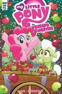 MY LITTLE PONY FRIENDS FOREVER #27