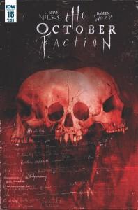 OCTOBER FACTION #15