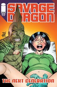 SAVAGE DRAGON #213 (MR)