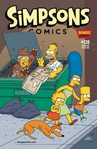 SIMPSONS COMICS #228 #228