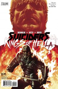 SUICIDERS KING OF HELLA #2 (OF 6) (MR)