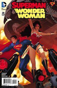 SUPERMAN WONDER WOMAN #28 (FINAL DAYS)