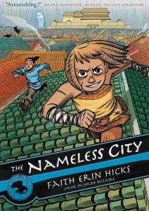 THE NAMELESS CITY VOLUME 1 VOL 01 (OF 3)