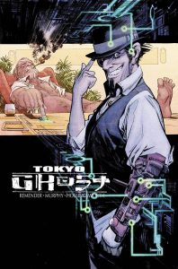TOKYO GHOST #6 CVR A MURPHY & HOLLINGSWORTH (MR)