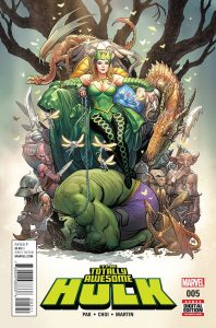 TOTALLY AWESOME HULK #5