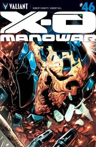 X-O MANOWAR #46 CVR A JIMENEZ