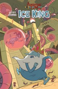 ADVENTURE TIME ICE KING #5