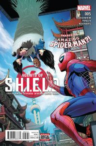 AGENTS OF SHIELD #5 ASO