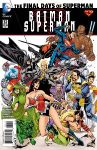 BATMAN SUPERMAN #32 (FINAL DAYS)