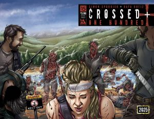 CROSSED PLUS 100 #15 AMERICAN HISTORY X WRAP CVR (MR)