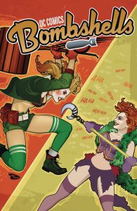 DC COMICS BOMBSHELLS #14
