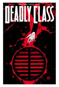 DEADLY CLASS #21 CVR A CRAIG & BOYD (MR)