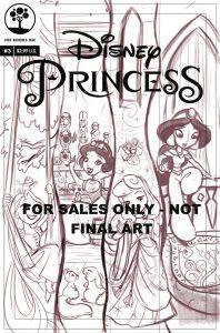 DISNEY PRINCESS #3 #3