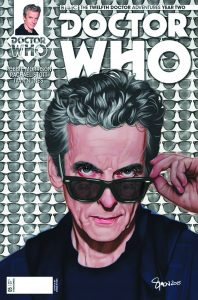 DOCTOR WHO THE TWELFTH DOCTOR YEAR TWO #5 #5 CVR A MYERS