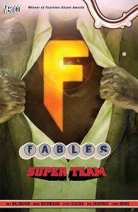 FABLES DELUXE EDITION HC VOL 12