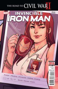 INVINCIBLE IRON MAN #10