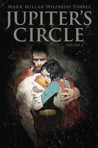JUPITERS CIRCLE VOL 2 #6 (OF 6) CVR A SIENKIEWICZ (MR)