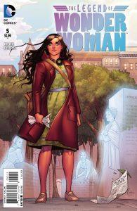 LEGEND OF WONDER WOMAN #5 (OF 9)