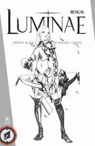 LUMINAE B&W ILLUSTRATORS EDITION