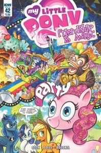 MY LITTLE PONY FRIENDSHIP IS MAGIC #42