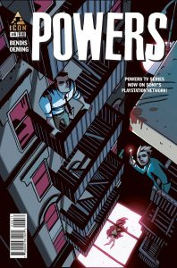 POWERS #6 (MR)