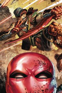 RED HOOD ARSENAL #12