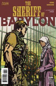 SHERIFF OF BABYLON #6 (OF 12) (MR)