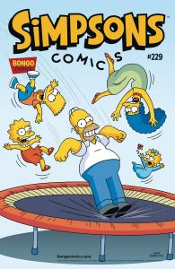 SIMPSONS COMICS #229 #229