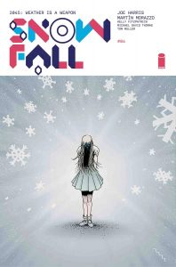 SNOWFALL #4 (MR)