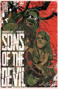 SONS OF THE DEVIL #7 (MR)