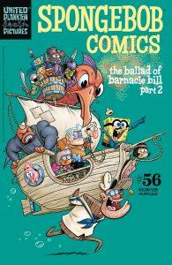 SPONGEBOB COMICS #56 #56