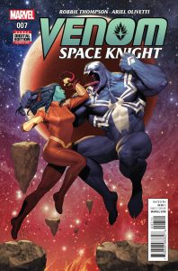 VENOM SPACE KNIGHT #7