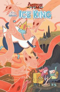 ADVENTURE TIME ICE KING #6