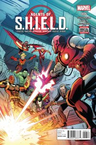 AGENTS OF SHIELD #6 ASO