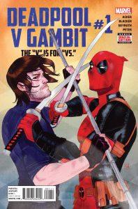 DEADPOOL VS GAMBIT #1 (OF 5)