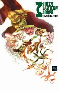 GREEN LANTERN CORPS EDGE OF OBLIVION #6 (OF 6)