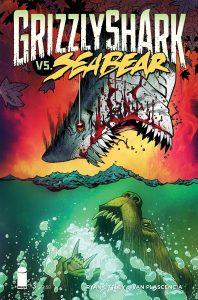 GRIZZLY SHARK #3 (OF 3) GRIZZLY SHARK VS SEA BEAR (MR)