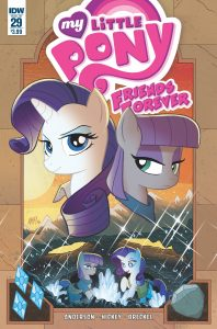 MY LITTLE PONY FRIENDS FOREVER #29