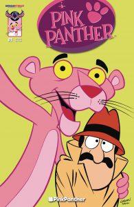 PINK PANTHER #1 MAIN CVR