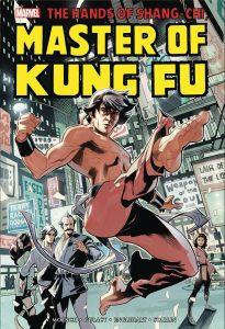 SHANG-CHI MASTER OF KUNG FU OMNIBUS HC VOL 01