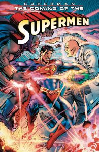 SUPERMAN THE COMING OF THE SUPERMEN #5 (OF 6)