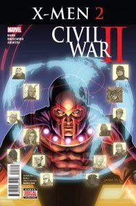 CIVIL WAR II X-MEN #2 (OF 4)