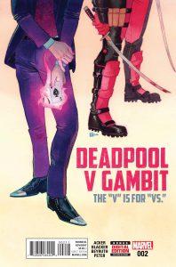 DEADPOOL VS GAMBIT #2 (OF 5)