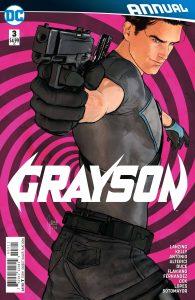GRAYSON ANNUAL #3