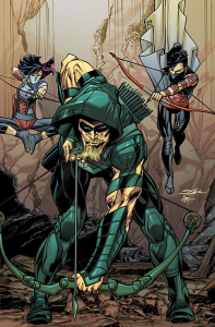 GREEN ARROW #3 VAR ED